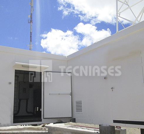 Shelter para Telecomunicaciones