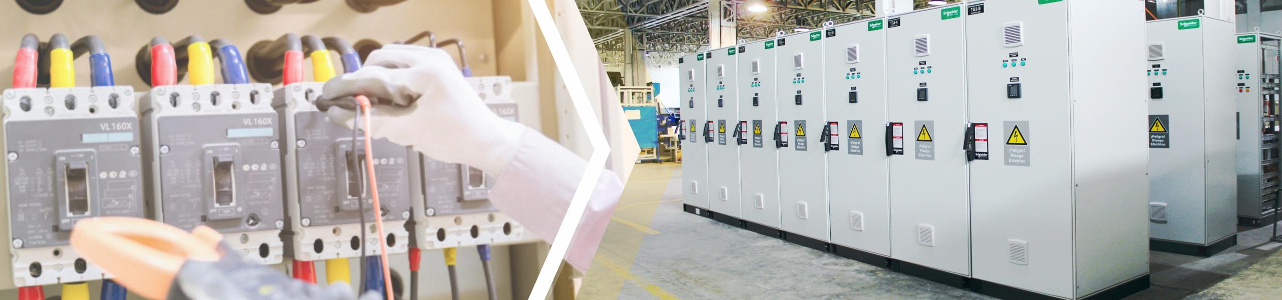 Instalacion de Tableros Electricos