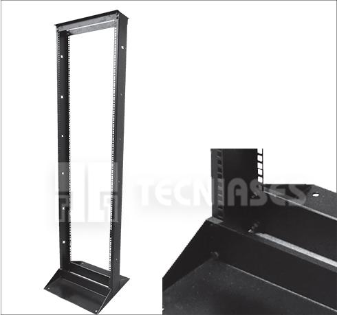 TecniLan - Rack de 2 Columnas