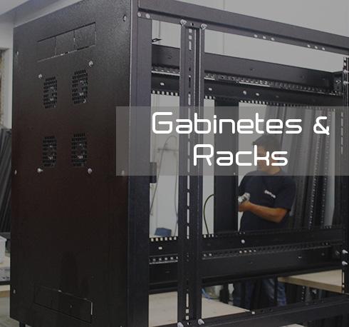 Gabinetes y Racks